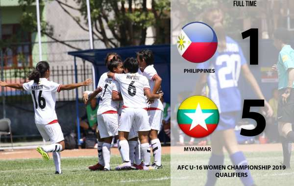 LIVE: Philippines VS Myanmar (U-16)