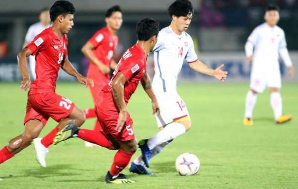 Live: Vietnam vs Myanmar (Final)