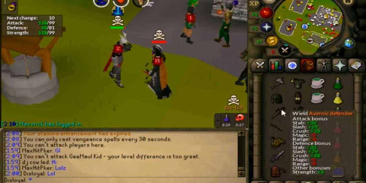 What's your attention should you play Runescape?