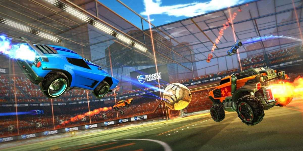 Rocket League will be pass-platform compatible