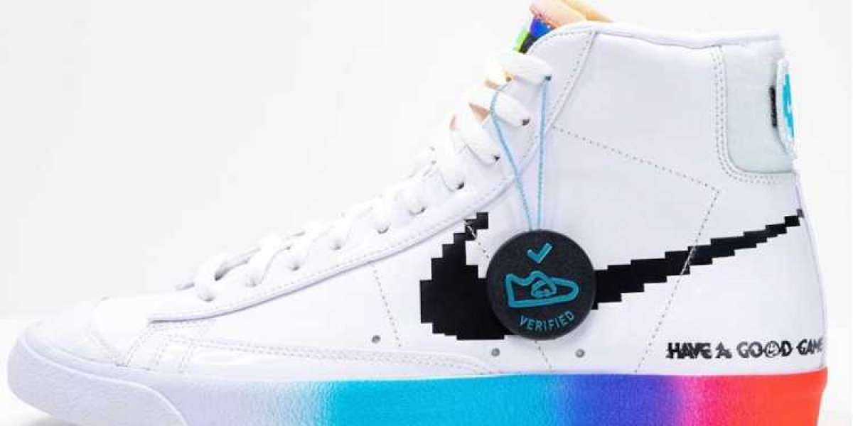 "Nike Blazer Mid '77 Vintage ""Have A Good Game"" Release Information"