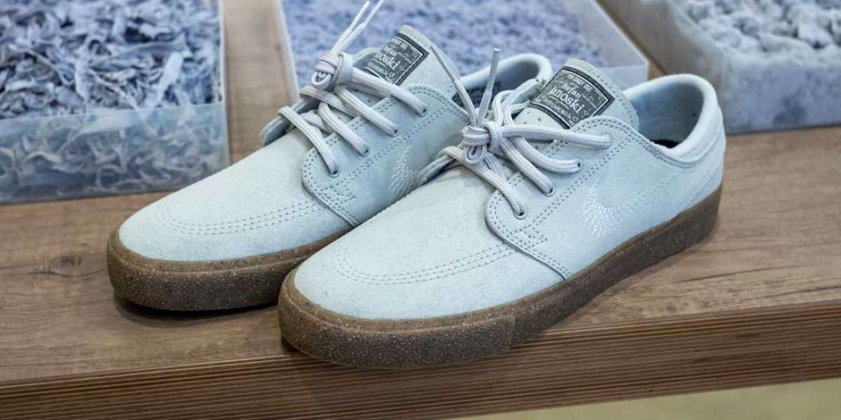 Nike SB Zoom Janoski Flyleather RM is Very resistant to dirt and wear