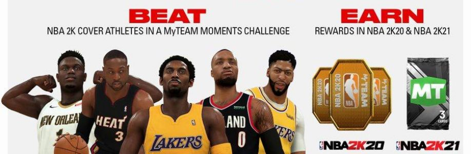 NBA 2K21 Next is Now Team-Ups Packs Bring Ray Allen