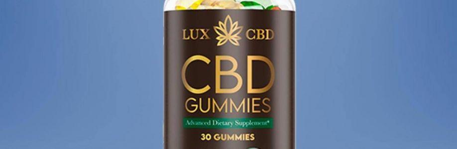 Lux CBD Gummies