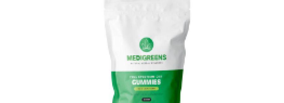 Medi Greens CBD Gummies Supports Health